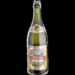 Bière triple MONT BLANC 6.7°, 3 litres