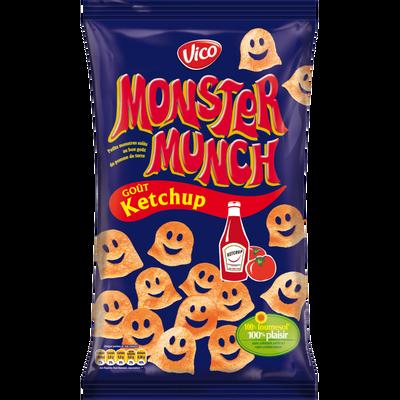 MONSTER MUNCH goût Ketchup, sachet de 85g