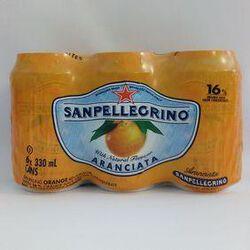 SAN PELLEGRINO ORANGE 6X33CL