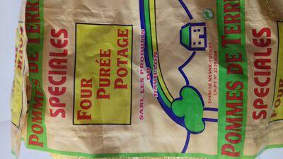 pomme de terre 2.5kg four puree