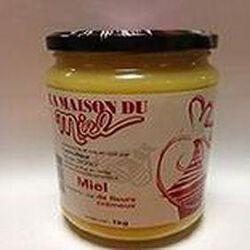 miel de fleurs crémeux 1kg LA MAISON DU MIEL