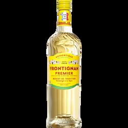Vin blanc Muscat de Frontignant AOC Premier, 15°, 75cl