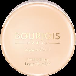 Poudre libre002 rose BOURJOIS, nu, 32gr