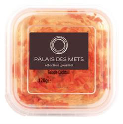 SALADE COCKTAIL 120G - PALAIS DES METS