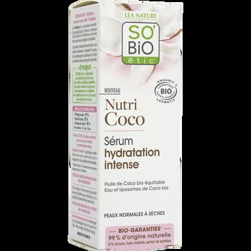 SO'BiO étic Sérum Nutri Coco So Bio 30ml