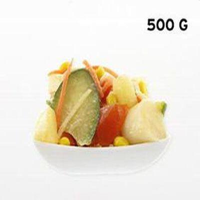 Salade à la Brésilienne TOUT FEU-TOUT FRAIS