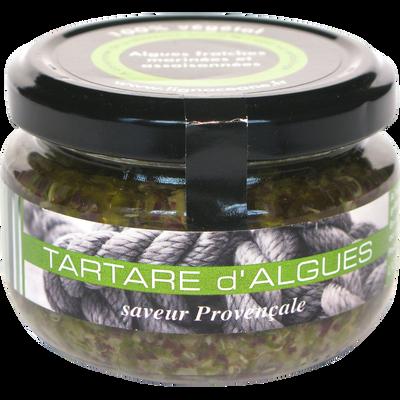 Tartare d'algue saveur Provence, LIGN'OCEANE, France, 110g
