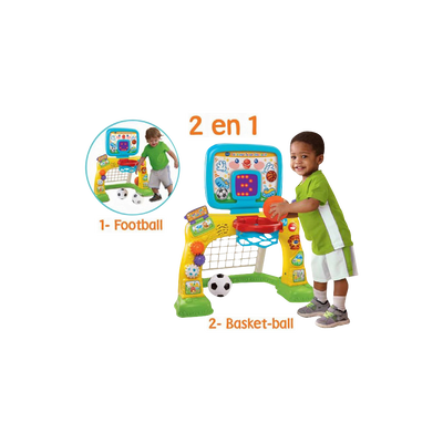 Bébé multi sports interactif VTECH