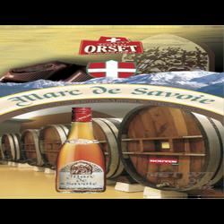 Tablette Marc de Savoie liquide ORSET, 100g