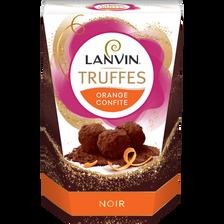 Lanvin Truffes Noir Écorces D'orange Confites , 250g