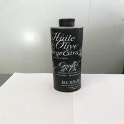Huile d'olive vierge extra Gouttes d'or variétés précieuses picholine - hojiblanca Robert bidon 75cl
