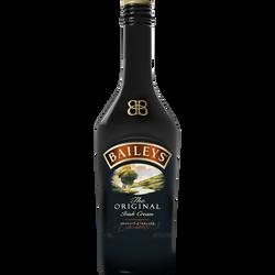 Crème original de whisky BAILEY'S, 17°, 70cl