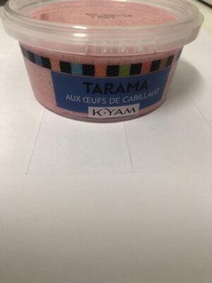 TARAMA  K-YAM  ROSE 165g CASHER