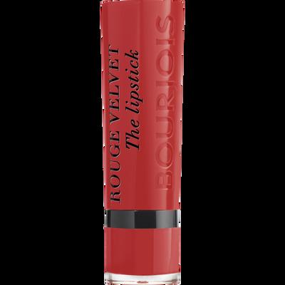 Rouge à lèvres velvet 005 BOURJOIS, 2,4gr