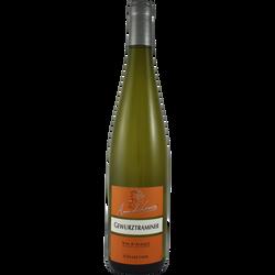 Vin blanc AOC Gewurztraminer collection Anne de Laweiss, 75cl
