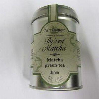 Thé vert Matcha Japon,40g