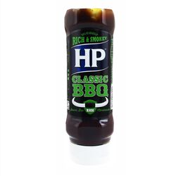Sauce barbecue HP 465g