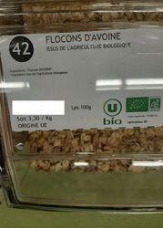 FLOCON D AVOINE BIO