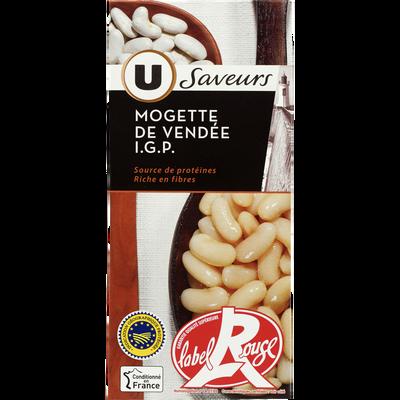 Mogettes de Vendée IGP, U SAVEURS, étui, 450g