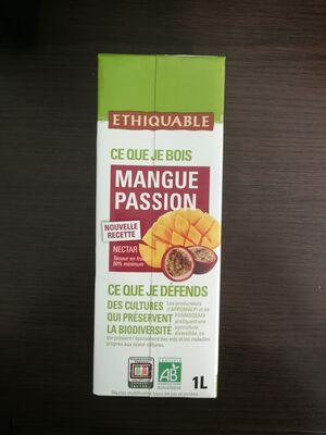 Nectar mangue Passion 1L Ethiquable