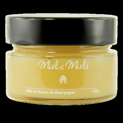 Miel de Ronce de Bourgogne MIEL ET MIELS, 150g