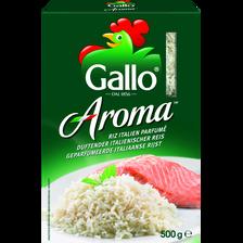 Riz parfumé aroma, RISO GALLO, 500g