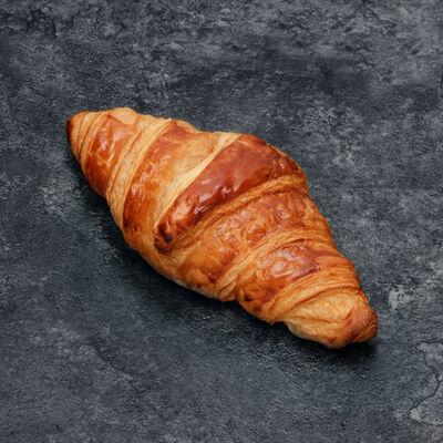 Croissant pur beurre, Sélection U, 3 pièces, 135g