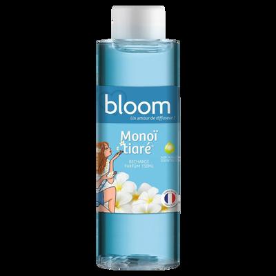 Recharge parfum pour diffuseur, 150ml, monoï et fleur de tiaré
