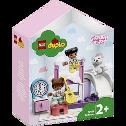 LEGO® DUPLO® Ma ville - La chambre - 10926 -  Dès 2 ans