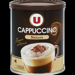 Cappuccino nature avec poudreuse U, 235g