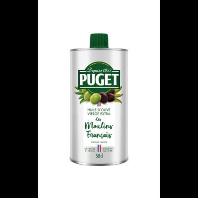 Huile d'olive 100% origine France PUGET, 50cl