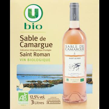 Sable de Camargue Igp Sable De Camargue Gris Saint Roman U Bio - La Fontaine À Vin De 3l