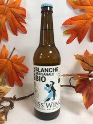 Kiss'Wing - Bière Blanche Artisanale - Bio 50cl