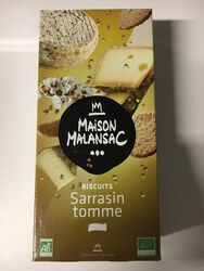 BISCUITS TOMME 100G