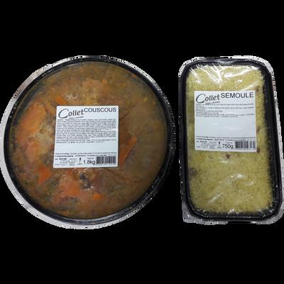 Kit couscous, 2,55kg
