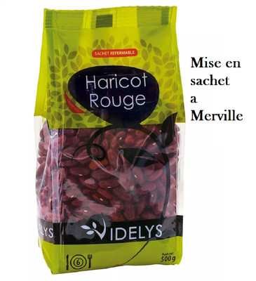 HARICOT ROUGE