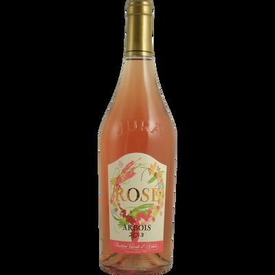 Arbois rosé FVA, bouteille de 75cl