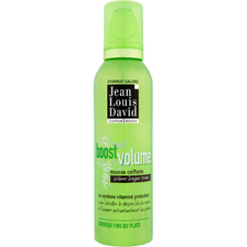 Mousse coiffante Boost Volume JEAN LOUIS DAVID, 200ml