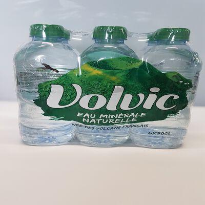 VOLVIC PACK 6X50CL