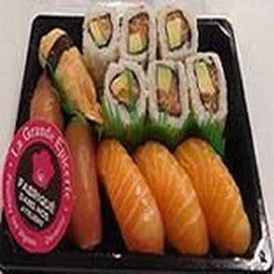 Sushi menu 3