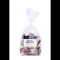 Papillotes de caramel au pineau des Charentes & beurre Charente Poitoufleur de sel de l'Ile de Ré, 200g