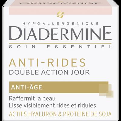 Crème anti rides de jour Complexe Double Action, DIADERMINE, pot de 50ml