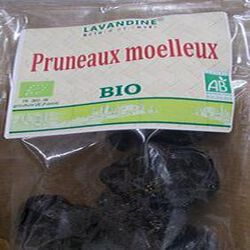 pruneaux moelleux bio 125g