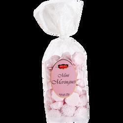 Mini meringues arôme fraise ERIC BUR, 100g