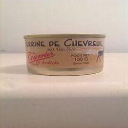 terrine de canard aux olives teyssier 130g