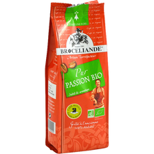 Café moulu passion BIO BROCELIANDE, 250g