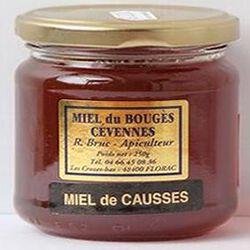 Miel des causses du Bouges Cévennes, 250g