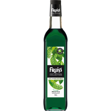 Sirop de menthe, FRUISS, Collection, bouteille de 70cl