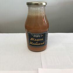 Bisque de homard  Les richesse de la mer  MERISUD péché en Méditérranée bouteille de 480g
