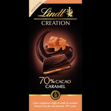 Lindt Lindt Creation Noir 70% Caramel 150g